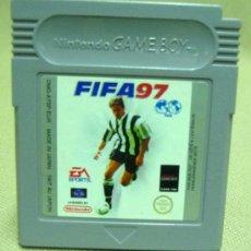 Videojuegos y Consolas: FIFA 97, NINTENDO, GAME BOY, GAMEBOY, JUEGO. Lote 27496369