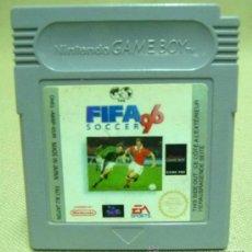 Videojuegos y Consolas: FIFA 96, NINTENDO, GAMEBOY, GAME BOY, JUEGO. Lote 27496394