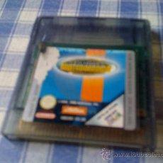 Videojuegos y Consolas: TONY HAWK´S SKATEBOARDING PARA NINTENDO GAMEBOY COLOR GBC Y GAME BOY ADVANCE GBA SOLO CARTUCHO. Lote 28022077