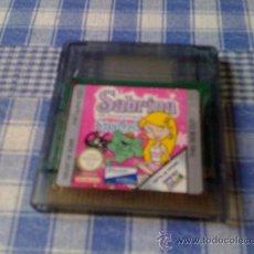 Videojuegos y Consolas: SABRINA SPOOKED PARA NINTENDO GAMEBOY COLOR GBC Y GAME BOY ADVANCE GBA SOLO CARTUCHO. Lote 28022119