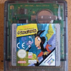 Videojuegos y Consolas: JUEGO GAME BOY COLOR, THE EMPEEROR'S NEW GROOVE. Lote 31011242