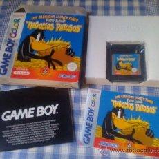 Videogiochi e Consoli: LOONEY TUNES NEGOCIOS PATOSOS NINTENDO GAMEBOY GAME BOY COLOR GBC VERSIÓN ESPAÑOLA NUEVO Y RARO. Lote 32280737