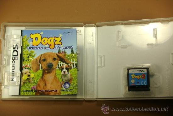 Videojuegos y Consolas: JUEGO DOGZ de NINTENDO DS en Castellano Made in JAPAN Completo con instrucciones - Foto 3 - 32399238