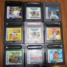 Videojuegos y Consolas: NINTENDO - GAME BOY - GAMEBOY COLOR - JAPAN. Lote 33540173