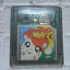 Videojuegos y Consolas: GAME BOY COLOR HAMTARO. Lote 34016511