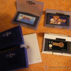 Videojuegos y Consolas: LOTE DE JUEGOS GAMEBOY CON ESTUCHES. Lote 34431638