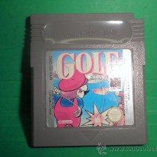 Videojuegos y Consolas: GAME BOY MARIO GOLF. Lote 34531597
