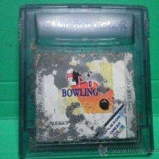 Videojuegos y Consolas: GAME BOY BOWLING . Lote 34531739