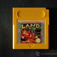 Videojuegos y Consolas: JUEGO NINTENDO GAME BOY COLOR DONKEY KONG LAND. Lote 35706677
