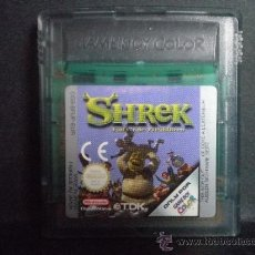 Videojuegos y Consolas: SHREK - GAMEBOY COLOR - GAME BOY - GB - GBC. Lote 36714959
