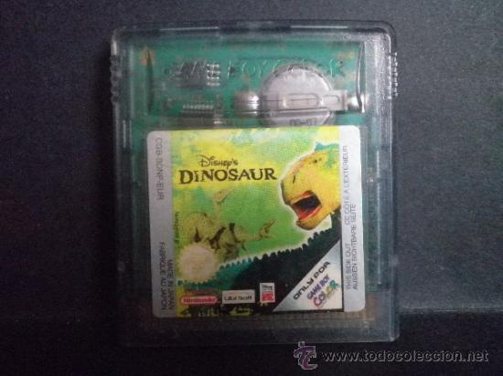 DINOSAUR - DINOSAURIO - GAMEBOY - GAME BOY - GB - GBA - COLOR (Juguetes - Videojuegos y Consolas - Nintendo - GameBoy Color)
