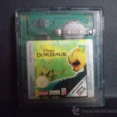 Videojuegos y Consolas: DINOSAUR - DINOSAURIO - GAMEBOY - GAME BOY - GB - GBA - COLOR. Lote 36717883