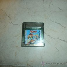 Videojuegos y Consolas: NINTENDO - GAME BOY NINTENDO - ASTERIX EN BUSCA DE IDEFIX, 111-1. Lote 37388250
