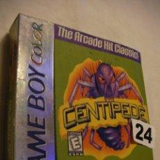 Videojuegos y Consolas: ANTIGUO JUEGO NINTENDO GAME BOY - CENTIPEDE - NUEVO EN SU CAJA SIN USAR . Lote 40700931