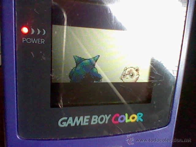 Videojuegos y Consolas: gameboy color pokemon picachu sin tapa pilas + gb color azul + juegos pokemon probado - Foto 10 - 188481806