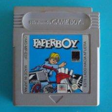 Videojuegos y Consolas: PAPERBOY GAME BOY O GAME BOY COLOR NINTENDO ORIGINAL. Lote 44218416