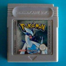 Videojuegos y Consolas: POKEMON EDICION PLATA GAME BOY O GAME BOY COLOR NINTENDO ORIGINAL. Lote 186447333