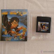 Videojuegos y Consolas: JUEGO HARRY POTTER 21 EN 1 GAMEBOY COLOR NINTENDO GAME BOY. Lote 44274124