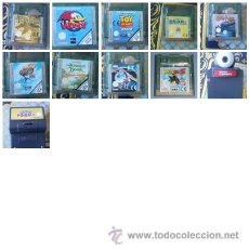 Videojuegos y Consolas: LOTE DE 9 JUEGOS + CÁMARA DE LA GAME BOY COLOR. Lote 44922164