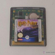 Videojuegos y Consolas: JUEGO DE GAME BOY COLOR. HARRY POTTER. PHILOSOPHER'S STONE.. Lote 45172839