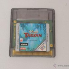 Videojuegos y Consolas: JUEGO DE GAME BOY COLOR. TARZAN. DISNEY'S 1999.. Lote 45425265