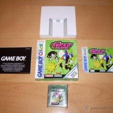 Videojuegos y Consolas: LAS SUPER NENAS - NINTENDO GAMEBOY COLOR - COMO NUEVO. Lote 47333960