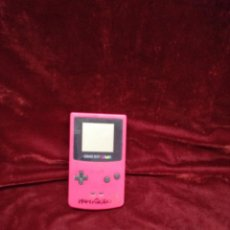 Videojuegos y Consolas: GAME BOY COLOR ROSA. Lote 50580988
