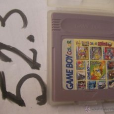 Videojuegos y Consolas: GAMEBOY COLOR - 27 IN 1. Lote 50721124