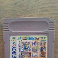 Videojuegos y Consolas: GAME BOY COLOR - 26 IN 1 - 26 EN 1 - CON FUNDA - MUY BUEN ESTADO. Lote 154871593