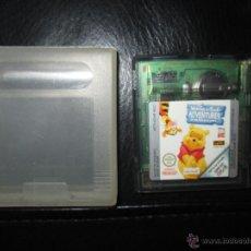 Videojuegos y Consolas: NINTENDO GAME BOY ~ WINNIE THE POOH ADVENTURES. Lote 51509410