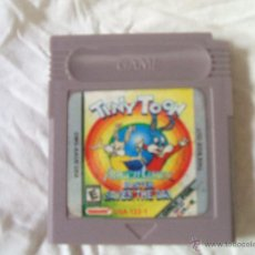 Videojuegos y Consolas: TINY TOONS BUSTER SAVES THE DAY GAME BOY COLOR. Lote 51798421