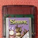 Videojuegos y Consolas: JUEGO SHREK PARA GAMEBOY - GAME BOY COLOR - GB. Lote 52962607