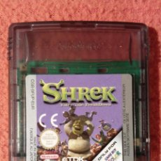 Videojuegos y Consolas: JUEGO SHREK PARA GAMEBOY - GAME BOY COLOR - GB. Lote 52962607