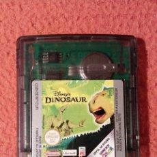 Videojuegos y Consolas: JUEGO DINOSAUR PARA GAMEBOY - GAME BOY COLOR - GB. Lote 52962717