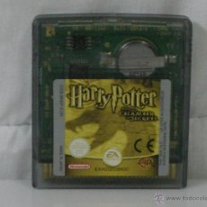 Videojuegos y Consolas: NINTENDO GAME BOY COLOR *** HARRY POTTER & THE CHAMBER OF SECRETS *** MADE IN JAPAN. Lote 54152189