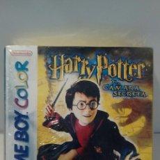 Videojuegos y Consolas: JUEGO NINTENDO GAME BOY COLOR DE HARRY POTTER Y LA CÁMARA SECRETA.. Lote 54440357