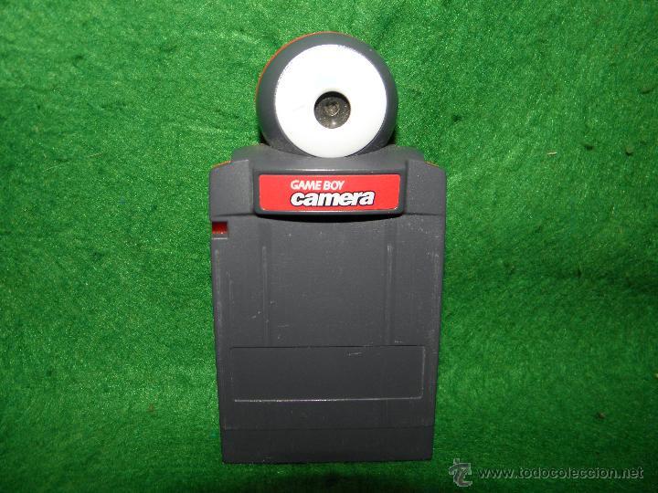 GAMEBOY GAME CAMARA ROJA (Juguetes - Videojuegos y Consolas - Nintendo - GameBoy Color)