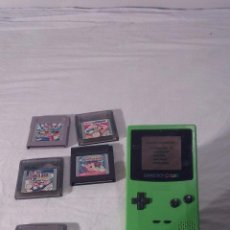 Videojuegos y Consolas: GAME BOY COLOR. Lote 54881427