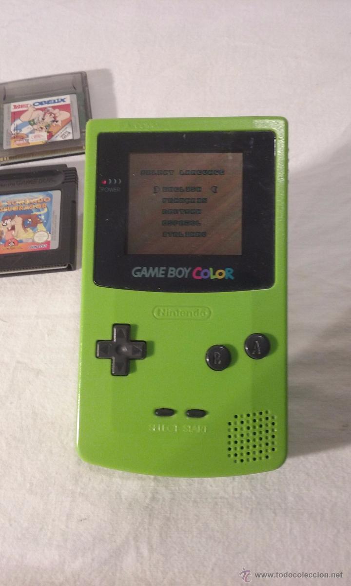 Videojuegos y Consolas: Game boy color - Foto 2 - 54881427