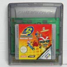 Videojuegos y Consolas: NICKELODEON ROCKET POWER GETTIN'AIR - GAMEBOY GAME BOY COLOR. Lote 54934962