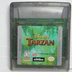 Videojuegos y Consolas: JUEGO TARZAN - GAMEBOY GAME BOY COLOR. Lote 54935035