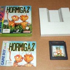 Videojuegos y Consolas: ANTZ (HORMIGAS) , COMPLETO PARA NINTENDO GAMEBOY COLOR / GBC, PAL. Lote 56088732
