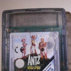 Videojuegos y Consolas: JUEGO PARA CONSOLA - GAME BOY - COLOR - ANTZ -. Lote 56805939