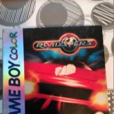 Videojuegos y Consolas: GAME BOY GAMEBOY COLOR ROADSTER SPY NUEVO A ESTRENAR CAJA EN ESPAÑOL. Lote 56843726