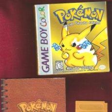 Videojuegos y Consolas: JUEGO GAME BOY POKEMON. Lote 115164115