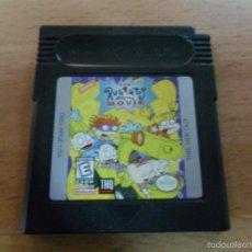 Videojuegos y Consolas: THE RUGRATS MOVIE - GAME BOY GAMEBOY COLOR GBC - USA. Lote 60449955