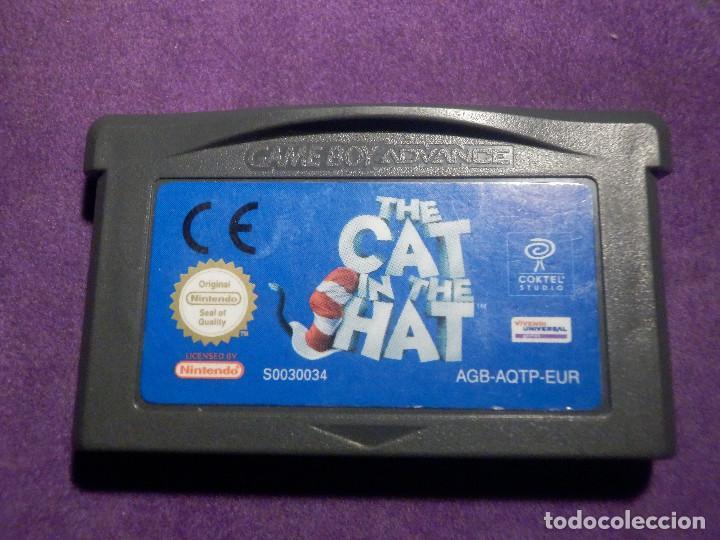 JUEGO DE CONSOLA - GAME BOY ADVANCE - THE CAT IN THE HAT - (Juguetes - Videojuegos y Consolas - Nintendo - GameBoy Color)