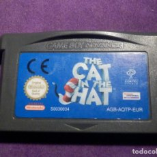 Videojuegos y Consolas: JUEGO DE CONSOLA - GAME BOY ADVANCE - THE CAT IN THE HAT - . Lote 67020874