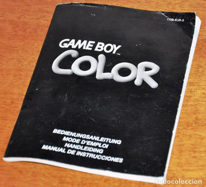 manual de instrucciones para consola game boy c comprar rh todocoleccion net game boy advance manual game boy advance manual pdf