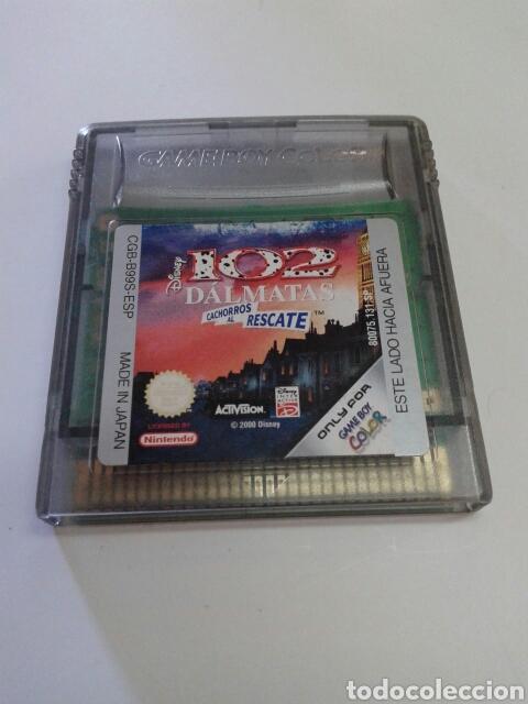 JUEGO 102 DALMATAS PARA GAME BOY COLOR (Juguetes - Videojuegos y Consolas - Nintendo - GameBoy Color)